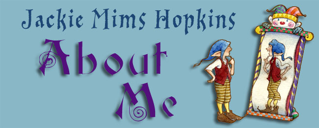 About Me: Jackie Mims Hopkins